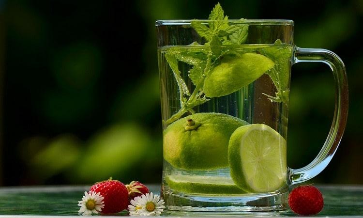 Чай с лимоном. История. Полезные свойства