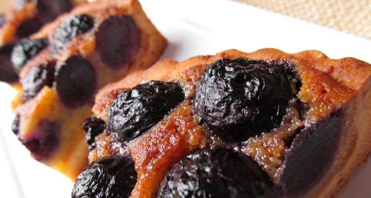 Виноградный пирог, как приготовить?