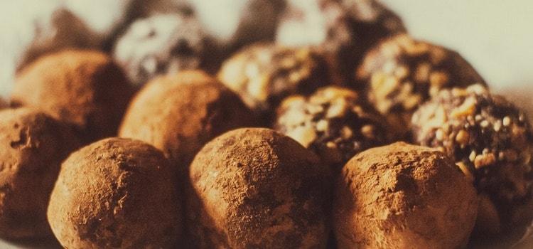 Кофейные конфеты из детской смеси