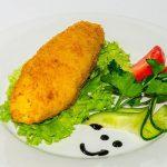 Котлеты из рыбных консервов