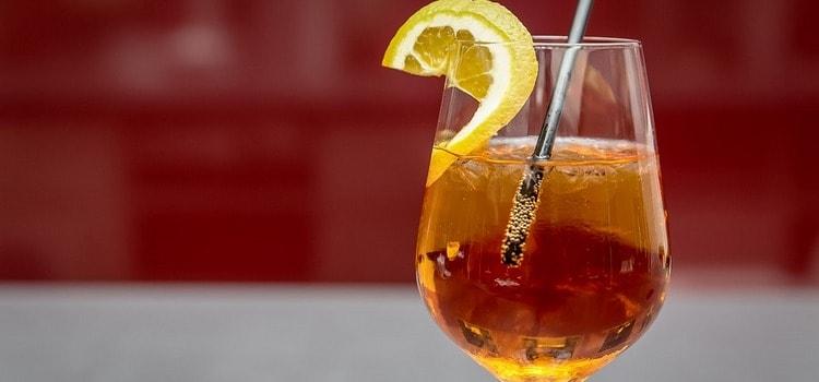 Коктейль Лонг Айленд Айсд Ти (Long Island Iced Tea) - способ приготовления