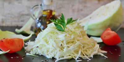 Капустный салат для похудения