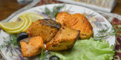 Как приготовить вкусный шашлык из рыбы?
