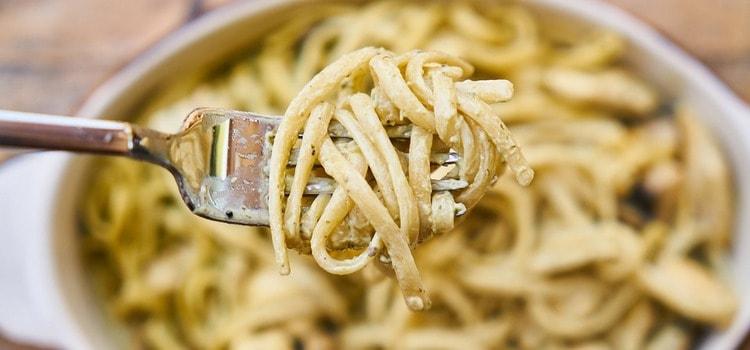 Сливочный соус для спагетти - пошаговый рецепт