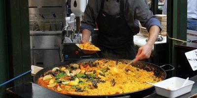 Испанская паэлья - рецепт приготовления